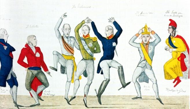 Der Kongress Wiener Kongress